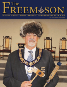 The Freemason Magazine will be in your mailbox soon!